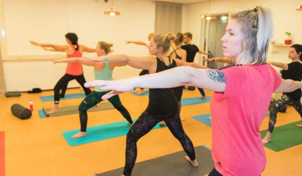 Yoga Utrecht Overvecht open lesweek