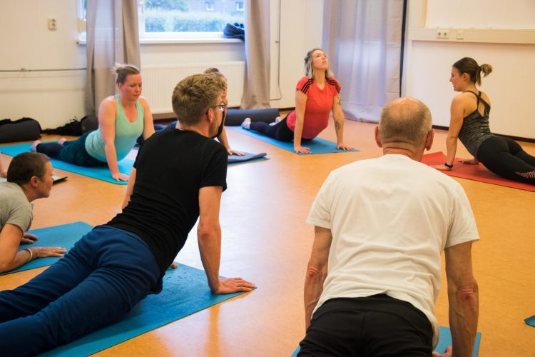 Nieuw jaar gratis open lesweek Yoga in Utrecht Overvecht